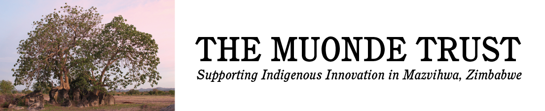 Muonde Trust + Friends = ⇡ Indigenous Innovation